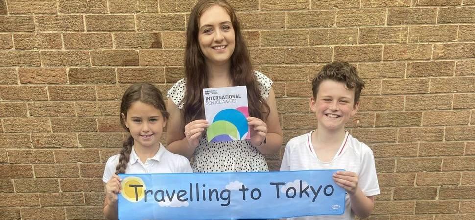 South Tyneside school awarded for its internationalism