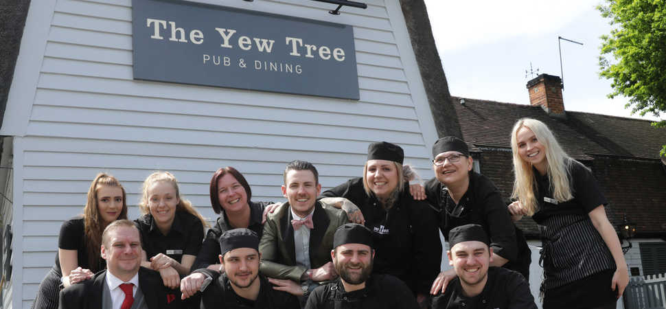 Colchester pub reopens with a fresh new look