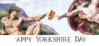 Yorkshire greeting card range launched to celebrate Yorkshire day 2019.