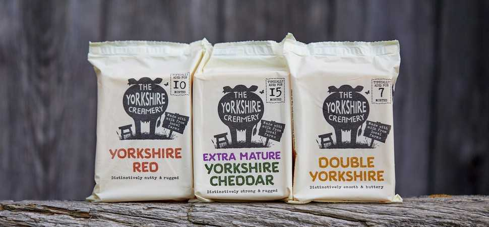 Hatch takes a stand against the bland with Yorkshire Creamery win