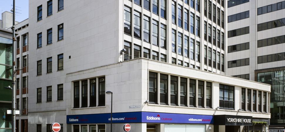 Manchester-based Workspace completes £2 million fit out of Yorkshire House