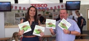 Yorkshire Day celebrations come to Clifton Moor Tesco
