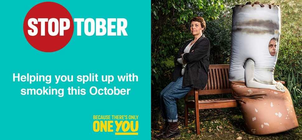 Stoptober Is Back  Are You Ready For The Challenge?