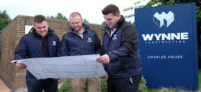 New site managers appointed by fast-growing North Wales construction company