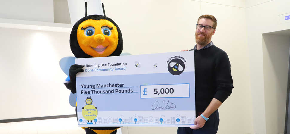 Foundation to help fund health and wellbeing initiatives for Young Mancunians