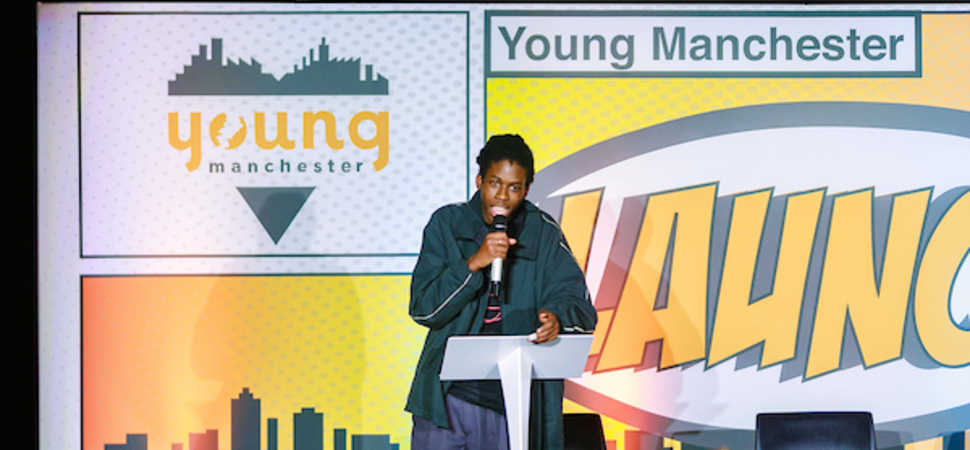 Young Manchester announces its new funded partners