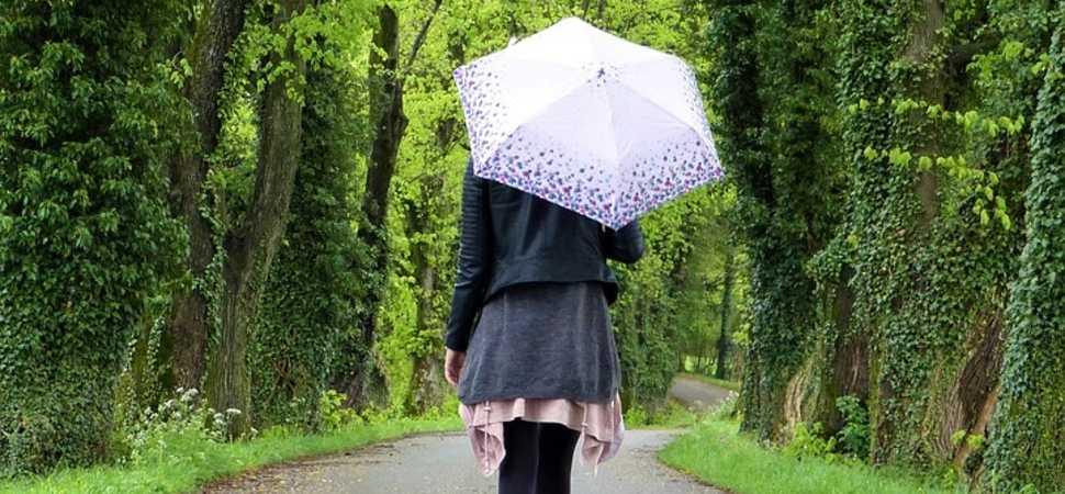 The transformation of the umbrella