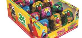 Chocolate Treat 'Yowie' Arrives Back in Britain