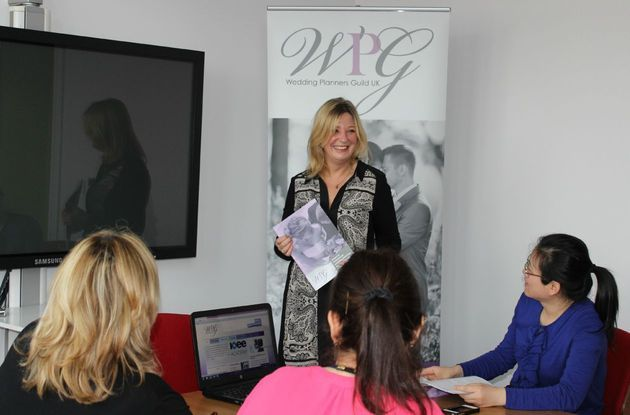 Wedding Planners Guild UK helps the rise of 'budding wedding professionals'