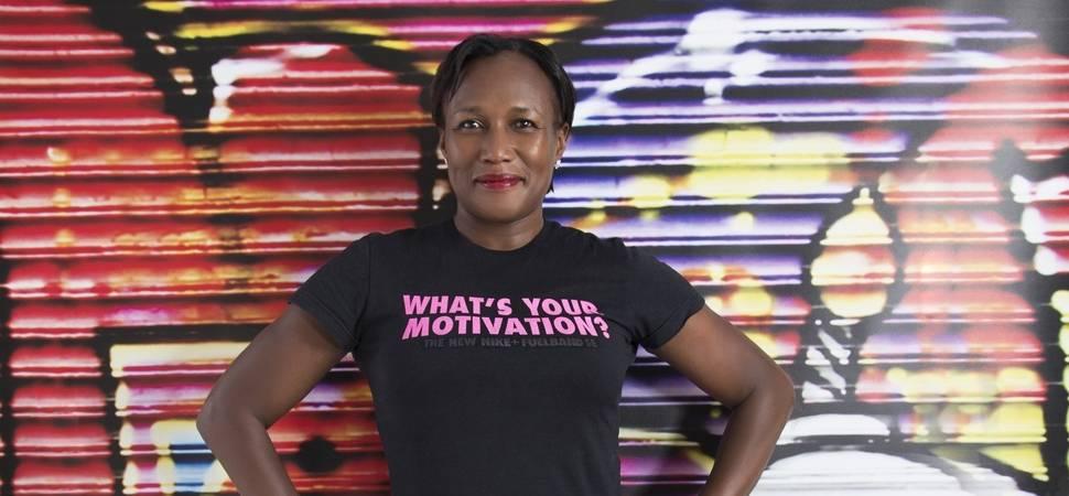 Black History Month Entrepreneur thanks parents for instilling resilience