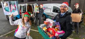 Next Generation IT supports the Zarach charity Chrimbox Appeal