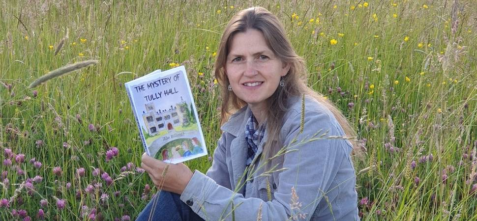 Yorkshire Author Takes Us Back To Childhood Adventures