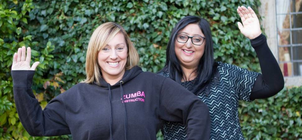 Zumba business grows on the back of support