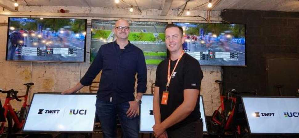 AudioVogue proves wheel deal for Zwift Draft House audio visual installation